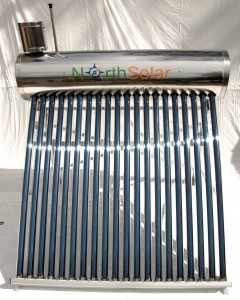 North Solar Hot water system NS 15-20